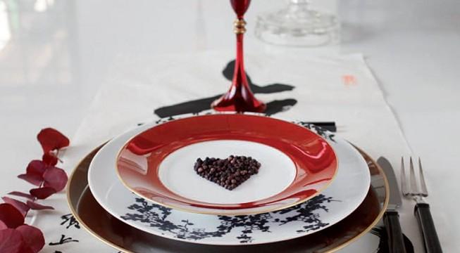 tavola-romantica