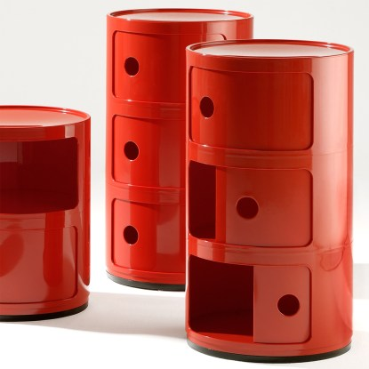 4970/84 Stackable Containers for Kartell