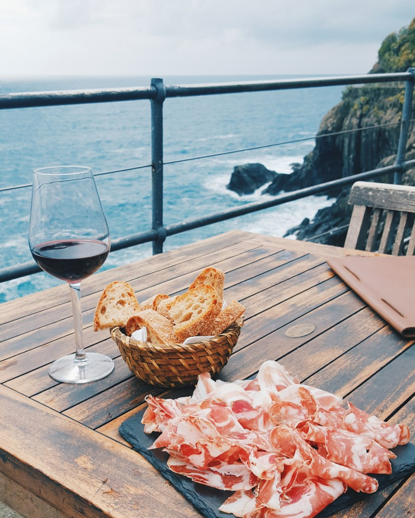 Cinque Terre | TheBlogAbroad.com