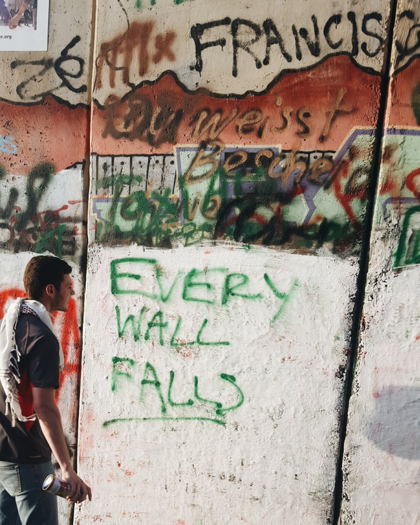 """The """"Separation Wall"""" 