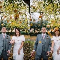 {real wedding} Leanne & Paul