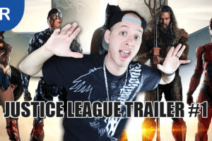 *New* JUSTICE LEAGUE TRAILER #1 Revealed! [My Reaction]