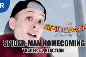 SPIDER-MAN HOMECOMING TRAILER #2 – Reaction & Review