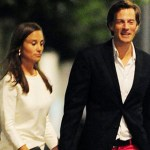 Pippa Middleton Heads Out For Date Night