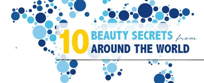 10 Beauty Secrets from Around the World