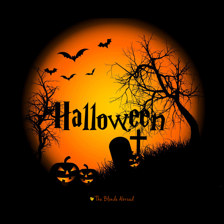 Adventure Quotes Wallpaper Halloween Traditions In The U S The Blonde Abroad
