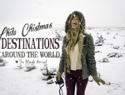 White Christmas Destinations