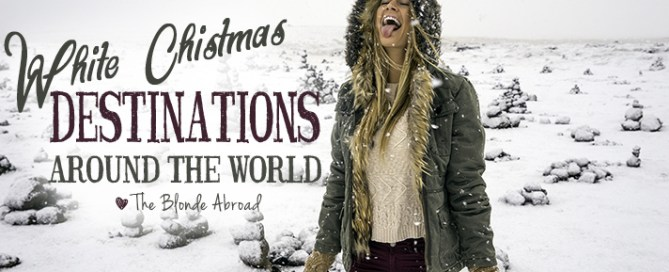 White Christmas Destinations