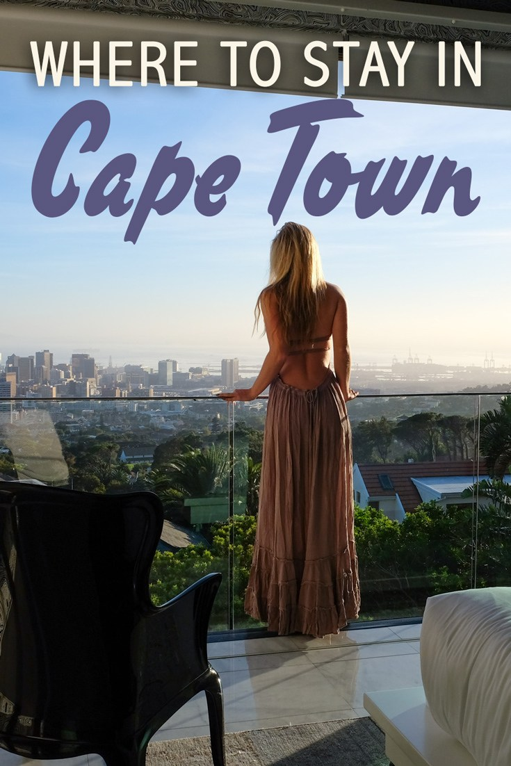 Accommodations South Africa The Ultimate Cape Town Travel Guide • The Blonde Abroad