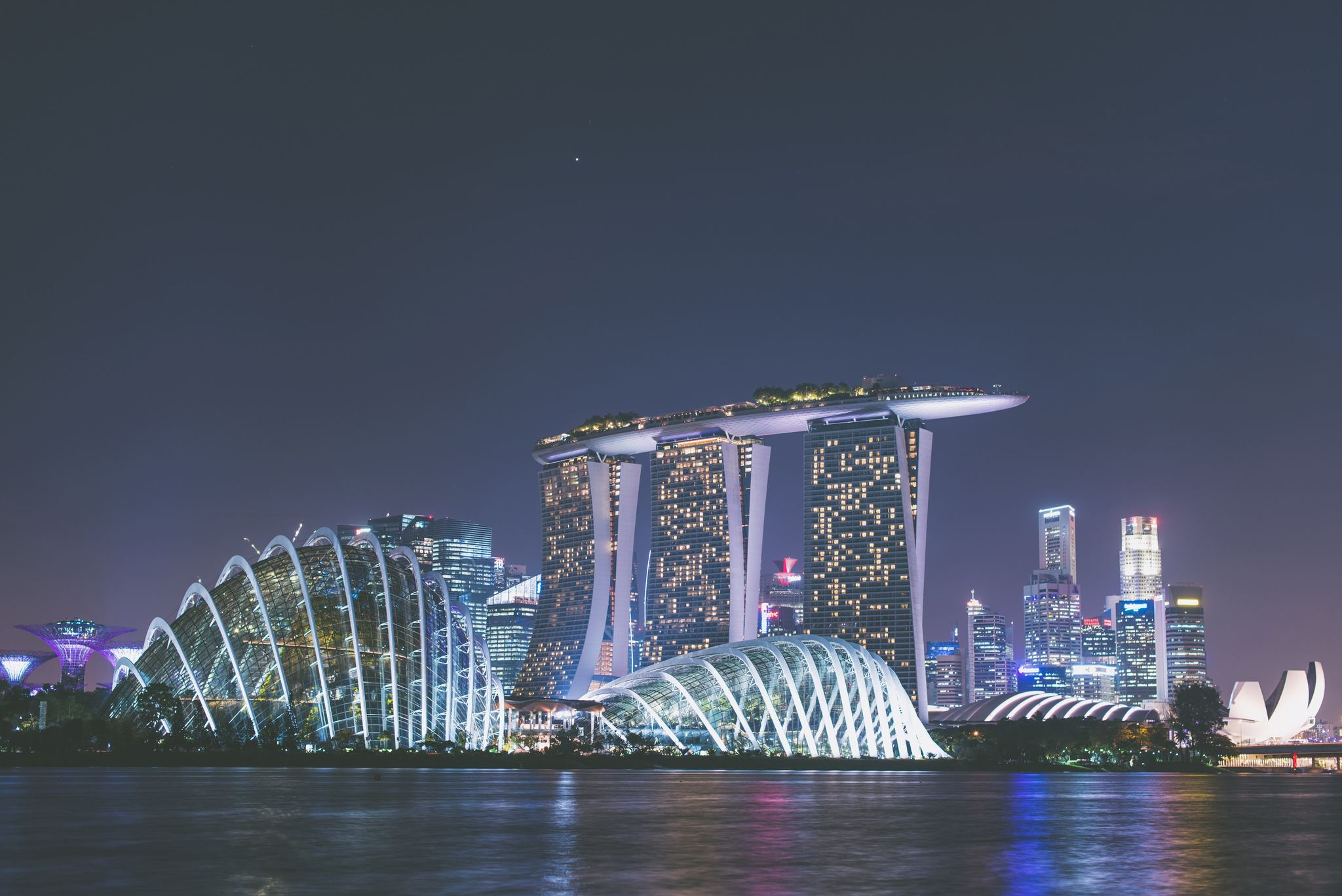 2018 Travel Hotspots How To Travel Singapore On A Budget The Blonde Abroad