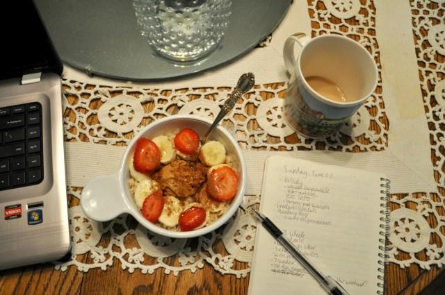 WIAW jun 25 breakfast