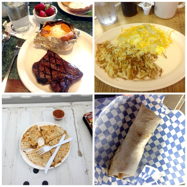 Ranch Rodeo eats