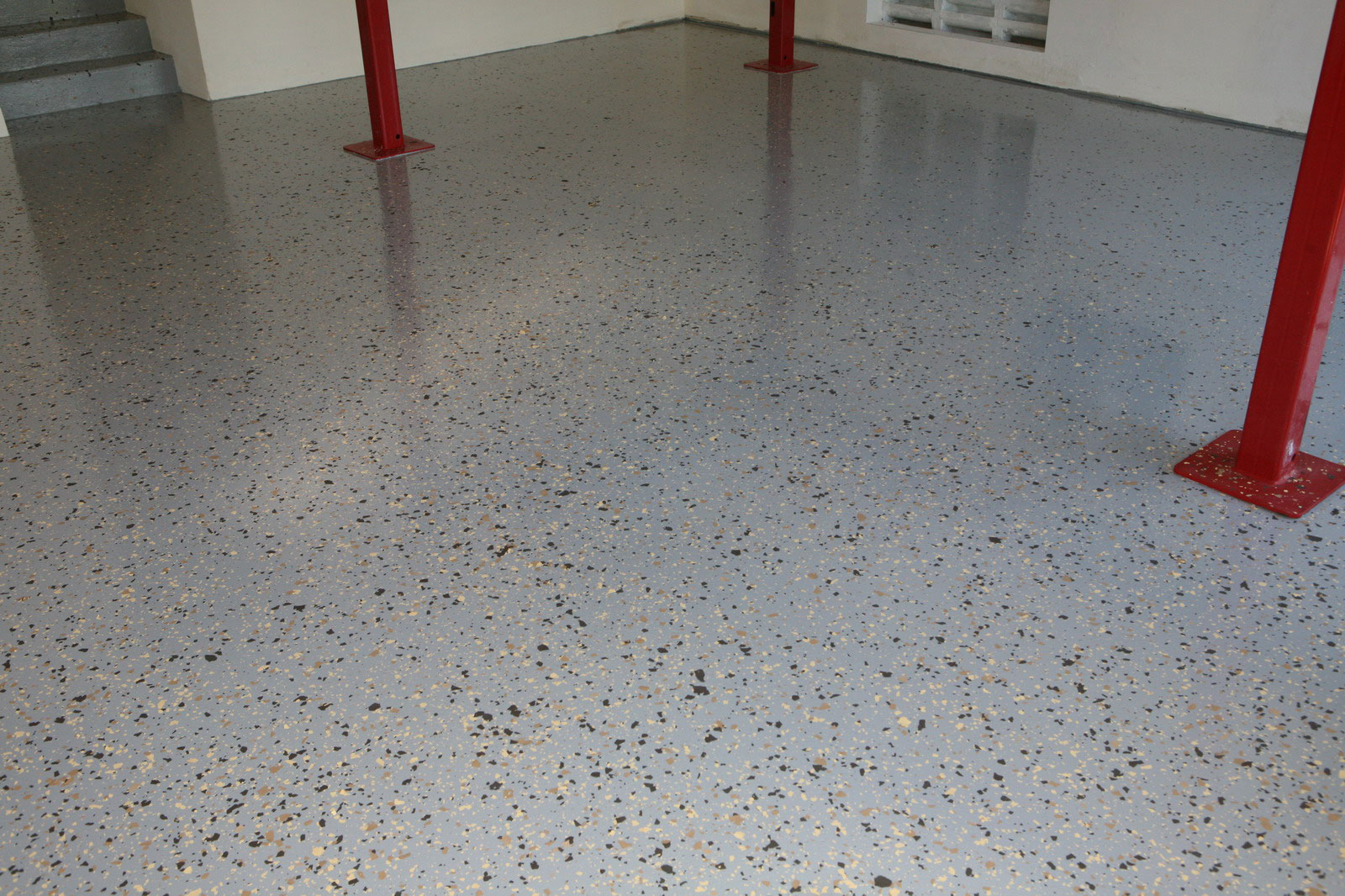 Garage Epoxy Tucson Concrete Protection Systems West Inc Epoxy Coating Garage