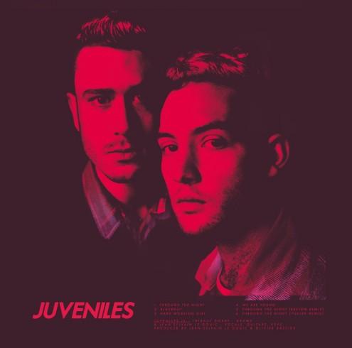 Juveniles - Juveniles EP