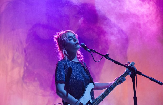 Warpaint live at the Apollo, London