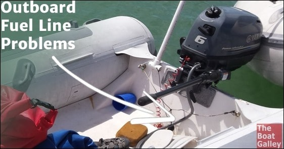 outboard fuel filter problems