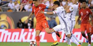 penalty shootout, Colombia Peru, Copa America