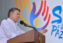 Colombian peace agreement