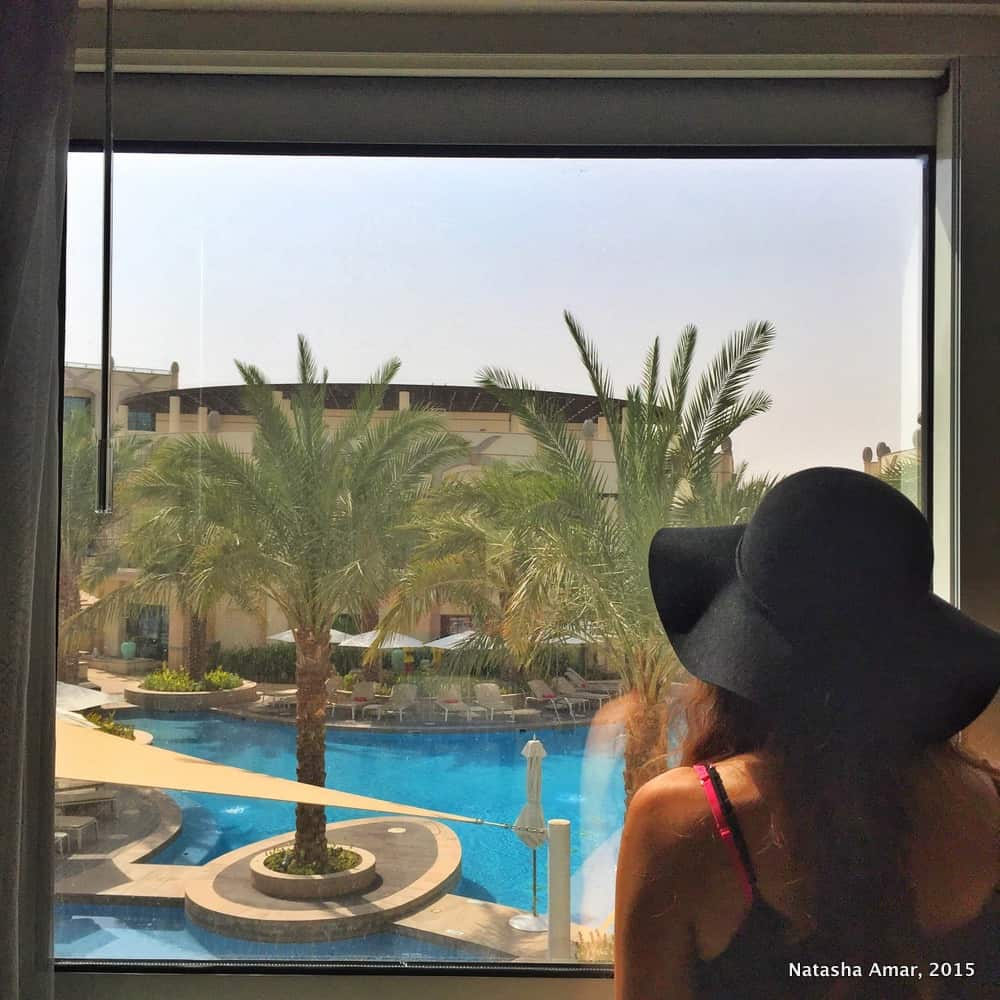 Enter to win a 2 Night Stay at Al Ain Rotana