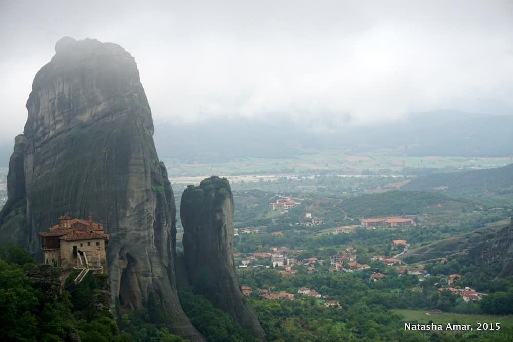 Meteora: The Mystical Monasteries of Greece
