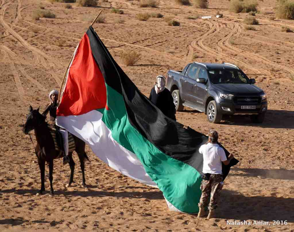 Road trip across Jordan