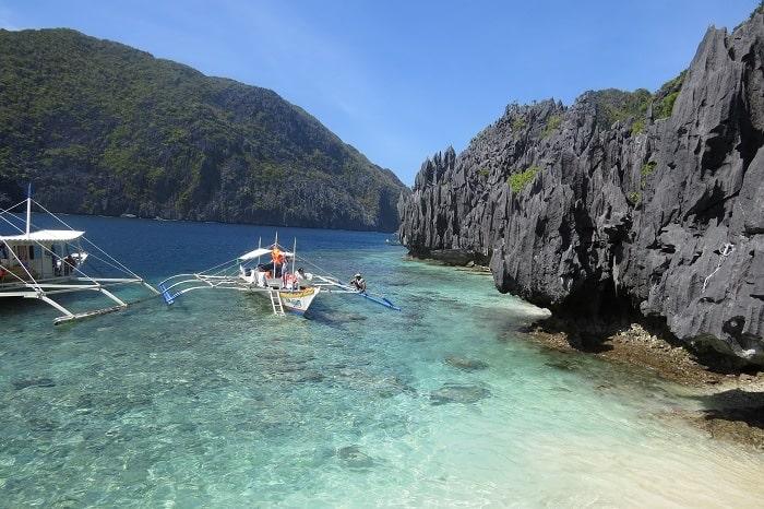 48 hours in El Nido Palawan Philippines