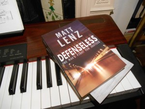 Defenseless paperback image