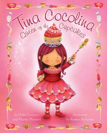 Tina Cocolina: Queen of the Cupcakes