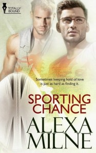 Review – Sporting Chance by Alexa Milne