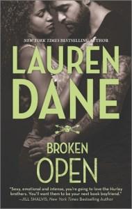 Joint Review – Broken Open (The Hurley Boys #2) by Lauren Dane