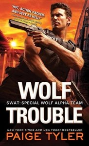 Review – Wolf Trouble by Paige Tyler