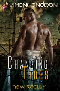 Review – Changing Tides (New Reality #14) by Simone Anderson