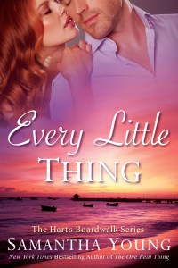 Samantha Young: EVERY LITTLE THING Cover Reveal