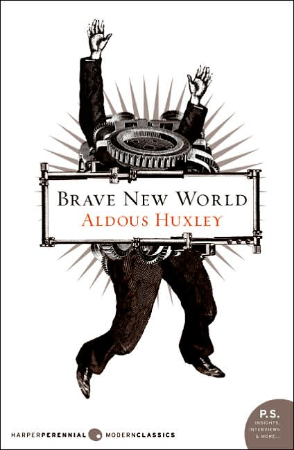 brave new world john s story Huxley's brave new world as social irritant:  the story is set in a london six hundred years in the future  she does not understand john's concern about linda.