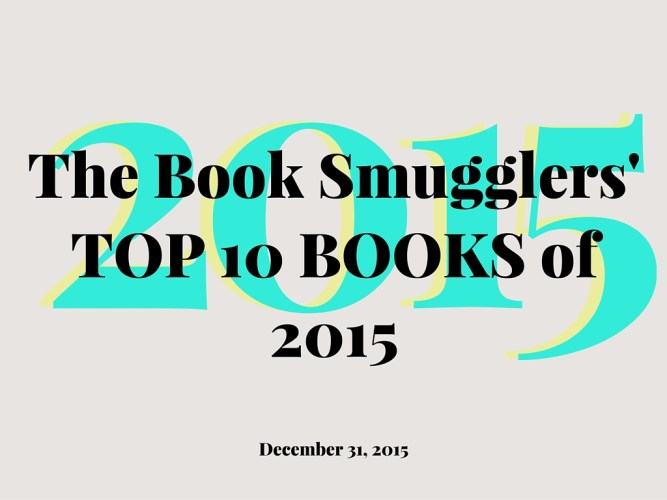 The Book Smugglers' Top 10 Books of 2015
