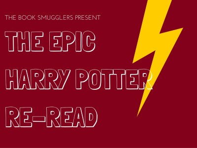 THE EPIC HARRY POTTER RE-READ