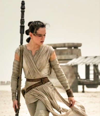 Rey, The Force Awakens