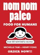 nom nom paleo food for human