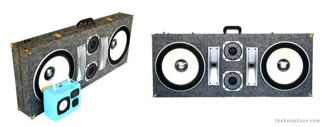 superbass deluxe boomcase stereo