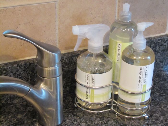 Soap And Lotion Caddy For Kitchens Kitchen Design Ideas