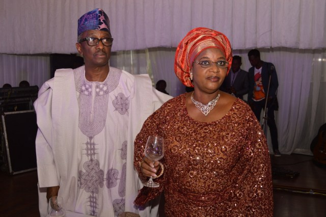 Chief.&  Chief (Mrs.) Chris