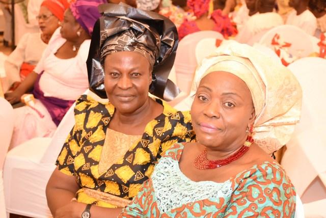 Pastor (Mrs) Sarah Oyebanji & Debby Olayemi