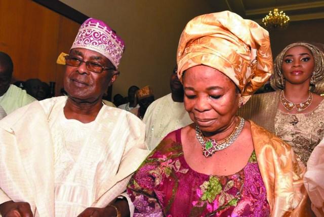 The Otunba Adekunle & The Erelu Ojuolape Ojora