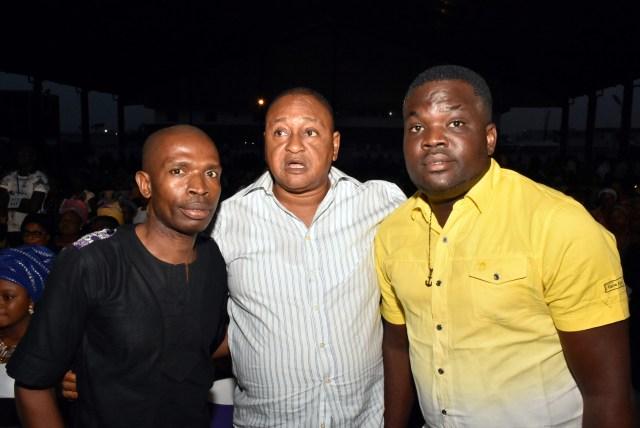 Cornel Udofia, Jide Kosoko &