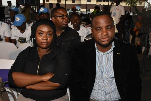 Pastor & Mrs. AdebolaAdebajo-Olowa