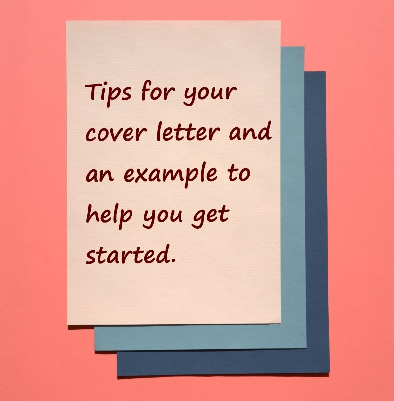 Free cover letter tips and telecommunications letter example to help