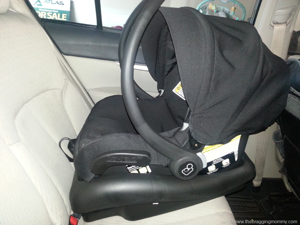 Maxi Cosi Baby Car Seat How To Install Maxi Cosi Mico Ap Infant Car Seat Review Part 2 Giveaway