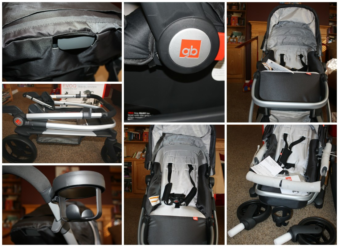 Car Seat Stroller Travel System Reviews The New Evoq Stroller Travel System By Gb Review Bragging