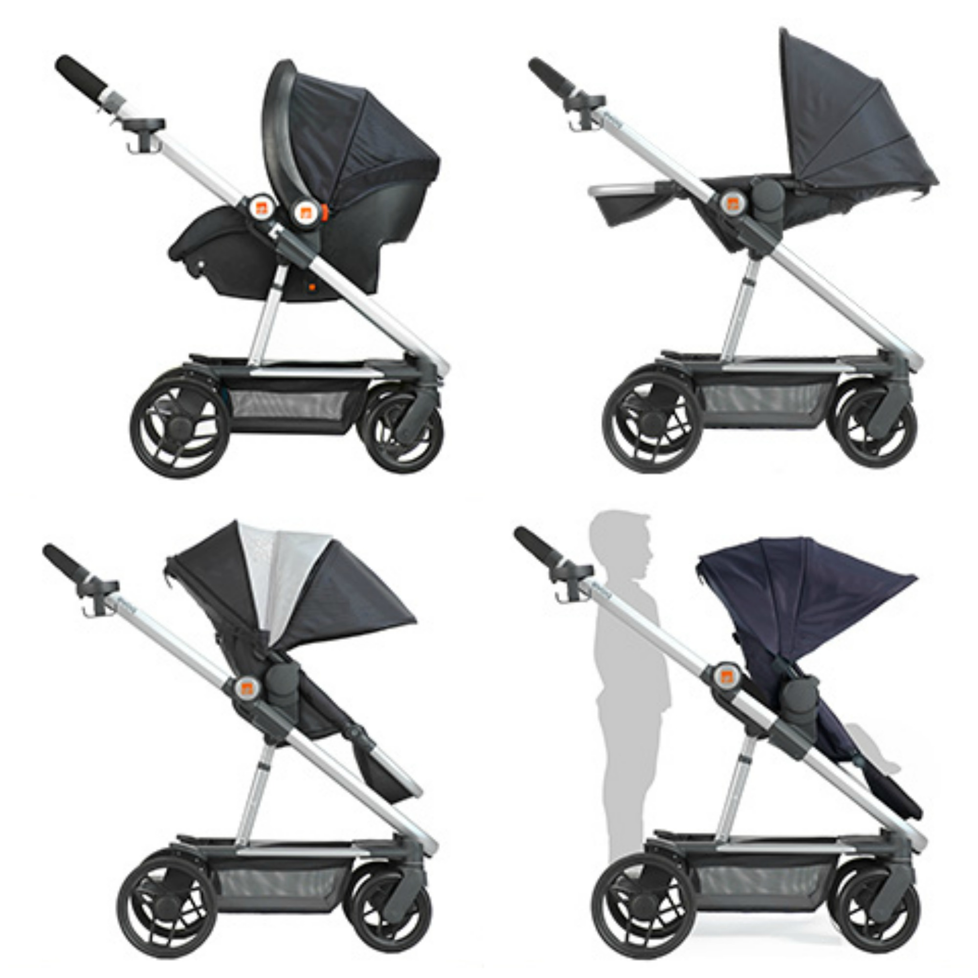 Top Lightweight Travel System Strollers The New Evoq Stroller Travel System By Gb Review Bragging