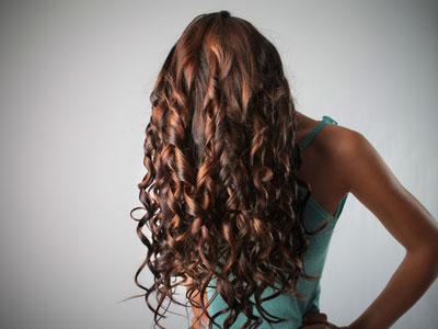 Perm Hair at The Brass Ring Salon